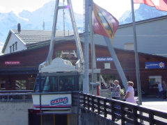 Mürren meeting Point